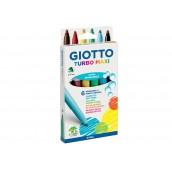 Giotto TURBO MAXI - Astuccio 6 pz