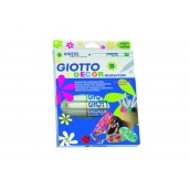 Giotto DECOR MATERIALS - Astuccio 12 pz