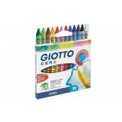 Giotto CERA - Astuccio 12 pz