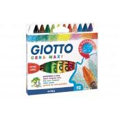 Giotto CERA MAXI - Astuccio 12 pz