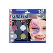 Set ombretti cremosi - colori glamour